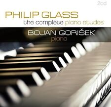 Philip Glass - Complete Piano Etudes [New CD] Holland - Import