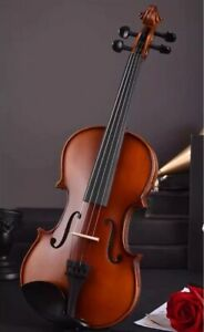 1/2 size violin , Hand Made, Children Violin.