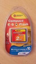2GB COMPACT FLASH CARD MP POWER