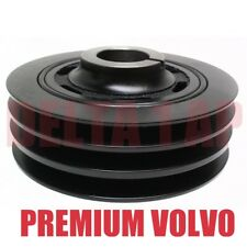 Premium Qty Engine Crankshaft Pulley / Harmonic Balancer VOLVO 240 244 245 740