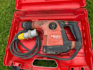 Hilti TE 30-AVR Rotary Hammer Drill SDS Plus 110V  Chisel Action.  2058