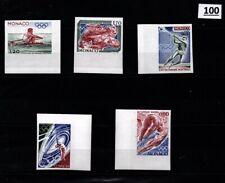 // MONACO 1976 - MNH - IMPERF - OLYMPICS - BOXING