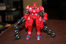Built Gundam with Custom paint job (Gundam kit D)