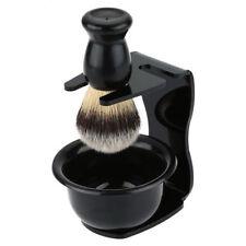 Shaving Brush SET (shaving bowl + brush + stand)
