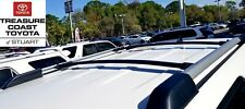 NEW OEM FACTORY TOYOTA 4RUNNER ROOF RACK CROSS BARS 2 PIECE SET