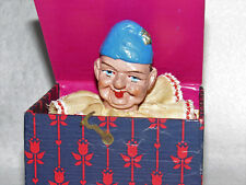 MAROLIN PAPIERMACHE JACK IN THE BOX #5 - GERMANY - MINT