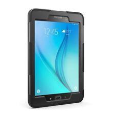 Samsung Galaxy Tab 9.7 Griffin Survivor Delgada Cubierta De pie Estuche | Negro