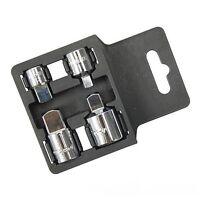 "Socket Converter Convertor Reducer Reducing Adapter Set 1/2"" 1/4"" 3/8"" from to"