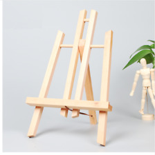 Sketch Easel Timber Painting Desk Top Exhibition Art Supplies Tools Artist Rack