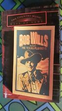BOB WILLS & TEXAS PLAYBOYS COUNTRY HALL OF FAME ORIGINAL MCA 1992 CASSETTE TAPE