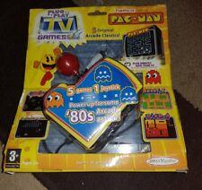 Namco Plug & Play Consola de juegos de TV 5 en 1 Juego Arcade Stick. Retro.
