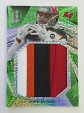 2015 Panini Spectra Mike Evans Patch Buccaneers Card /25