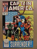 Captain America #345 Marvel Comics 1968 Series 9.2 Near Mint-