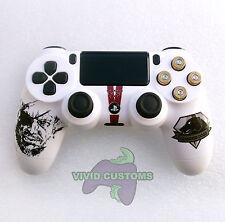 Custom Modded Playstation 4 Dualshock Wireless PS4 Controller - Metal Gear Solid