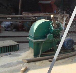 Hammer Fräsen Holz Brecher Fräsen Durchmesser von Zufuhr Material 150mm