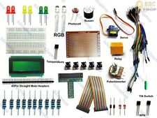 GPIO Extension Board Starter Kit +LCD 2004 Display Servo IR led for Raspberry Pi