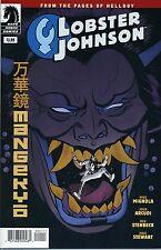 Lobster Johnson Mangekyo One Shot-Dark Horse-US-BD-ANGLAIS - c939