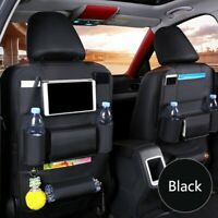 Auto Car Seat Back Multi-Pocket Storage Bag Organizer Holder Accessories  NEW