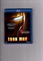 Iron Man (Ungeschnittene US-Kino-Version) Blu-ray