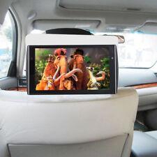 "11.6"" DVD MP5 Player Car Headrest  LCD TFT HDMI Monitor Rear-Seat  Media System"