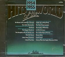 Hits of the World 1954/55 Crew Cuts, Gaylords, Ames Brothers, Johnston Br.. [CD]
