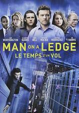 Man on a Ledge DVD Movie - Brand New & Sealed- Fast Ship! OD064