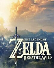 The Legend of Zelda Breath of the Wild : Notebook,blank Book,journal,diary,workbook by Legend R (2017, Trade Paperback)