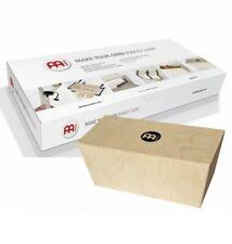More details for meinl myo-bcaj make your own bongo cajon ideal gift