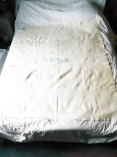 Antique Vtg Old Wool Blanket NH&W Railway New River, Holston & Western Railroad