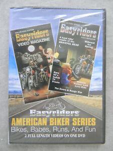 Easyriders Video Magazine DVD #1  sealed NEW