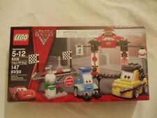 LEGO DISNEY PIXAR CARS 2 -TOKYO PIT STOP # 8206 -BRAND NEW/SEALED