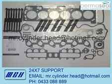 Ford Falcon ED EF EL AU Permaseal Metal MLS Head Gasket Set + Head Bolt Kit