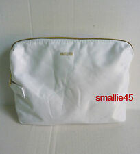 Hautelook White Cosmetic MakeUp Case/Bag - NWOT