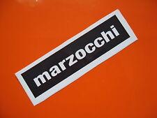 MARZOCCHI sticker/decal x2