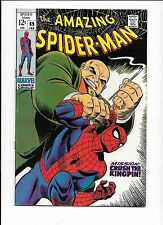The Amazing Spider-Man #69 (Feb 1969, Marvel) Kingpin