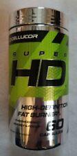 Cellucor Super-HD High Definition Fat Burner 60 Caps EXP: 03/2022