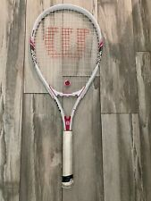 Wilson Hope Tennis Racket 4 3/8 Grip Size