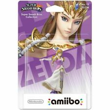 Nintendo Amiibo Super Smash Bros no.13 'ZELDA' BNIB 3DS Wii U