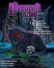 Lovecraft EZine: Lovecraft EZine Issue 36 by Mike Davis (2016, Paperback)