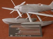 SBS Model 72042 1/72 Macchi MC 72 bracing wire set for SBS Model kit