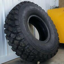 Michelin Xzl 39585r20 Non Plus Military Truck Tire Full Tread With Minor Blems A