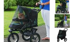 No-Zip Nv Pet Stroller for Cats/Dogs, New Skyline No-Zip Nv Pet Stroller Only