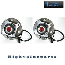 Pair Wheel Bearing and Hub Assembly LH&RH for Ford F-150 2004 2005 515047 4WD
