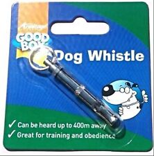 Armitage Good Boy Dog Whistle Adjustable ~ CAN BE HEARD BY A DOG UP TO 400m AWAY