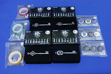 RARE FREE SHIPPING BIOHAZARD kuji Resident Evil Mansion Key Badge Tape FULL SET