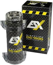 ESX DC1500 DIRECTION Cap 1,5 Farad Pufferkondensator Powercap