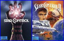 STAR CONTROL 1 & 2 +1Clk Windows 10 8 7 Vista XP Install