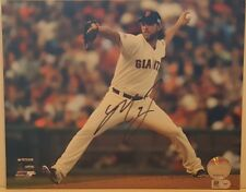 Madison Bumgarner Signed Giants 2014 NLDS 8x10 Photo - MLB AUTHENTICATED