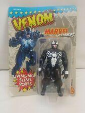 VENOM,ToyBiz Marvel Superheros  Living Skin Slime Pores Figure ToyBiz 1991