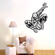 Spider Man Wall Decal Removable Sticker Home Boy Decor DIY Kids Vinyl Art Mural